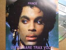PRINCE ultra rare trax volume 2-super rare original silver cd exceptional