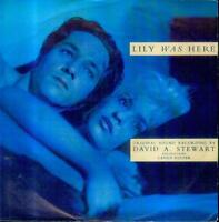 """7"""" David A. Stewart/Lily Was Here (D)"""