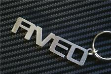 For Chevrolet AVEO keyring keyfob Schlüsselring porte-clés T200 T250 S TEC E TD