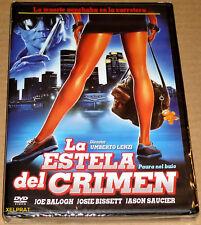 HITCHER IN THE DARK / LA ESTELA DEL CRIMEN - English Español - Precintada