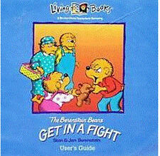 Living Books Berenstain Bears Get in A Fight PC CD XP tested