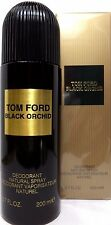 TOM FORD BLACK ORCHID Deodorant Spray FOR WOMEN 6.7 Oz / 200 ml BRAND NEW ITEM !