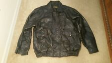 Leather and Soul  Men's Black Patchwork Leather Motorcycle Biker Jacket