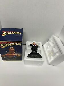"DC Direct SUPERMAN FOREVER #1 Mini Statue Alex Ross 1253/5000 11"" see and read"