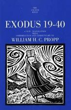 LN! Anchor Yale Bible Commentaries: Exodus 19-40 by William H.C. Propp 06,HC LN!