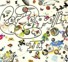 Led Zeppelin Led Zeppelin III 1-disc CD NEW Reamstered by Jimmy Page