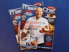 ## MASTERCHEF MAGAZINE AUSTRALIA ISSUE #15 - MATT MORAN'S FRIED CHICKEN