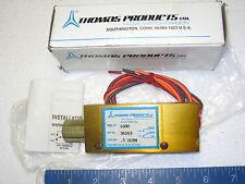 Thomas 1600 36263 Flow Switch- 0.5 SCFM Pilot Duty Bronze Body 50-240vac