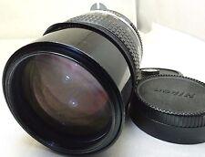 Nikon NIKKOR 135mm f2.8 Non-Ai Lens Manual Focus - K type
