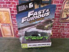 Voitures, camions et fourgons miniatures Mattel Challenger Dodge