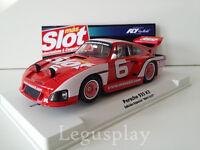 """Slot car SCX Scalextric Fly 99085 Porsche 935 K3 Edición Especial """"Mas Slot"""""""