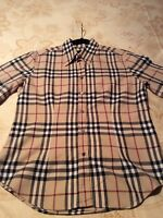 Burberry Women's Shirt Size Medium