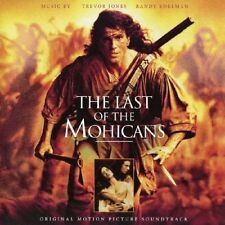 The Last of the Mohicans [Original Motion Picture Soundtrack] by Trevor Jones (Composer)/Randy Edelman (Vinyl, Feb-2018, 2 Discs, Real Gone Music)
