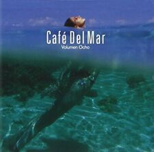Café del Mar 8 (2001) Goldfrapp, Mari Boine, Lamb.. [CD]