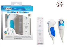 Controller pad Wii - Wii U  FUN MOTE + FUN CHUCK KIT 2 IN 1 XTREME