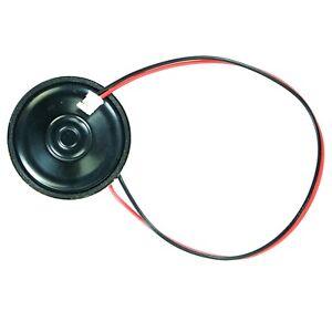2W 8Ω Lautsprecher mit JST-PH Anschluss, 8 Ohm, z.B. für Arduino, Raspberry Pi