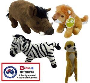 BULK LOT PLUSH ANIMAL x12 soft kids stuffed animal party favours lion king