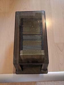 """40 3,5"""" DD Disketten Commodore Amiga in Diskettenbox"""