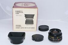 Leica Elmarit-R 28mm F2.8 wide angle lens. Later 3 CAM. Micro 4/3, Sony a7RIV