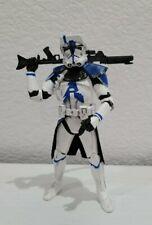 Custom Star Wars Black Series 1/12 scale 501st Clone Sergeant
