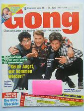 Gong Nr 16/1993, Lolita Morena, Claus Wilcke, Marie Luise Marjan, Peter Steiner