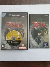 The Legend of Zelda: Twilight Princess (GameCube, 2006). Excellent État. VF