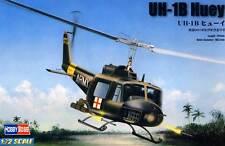 HOBBYBOSS Bell uh-1b Huey Medical VIETNAM esercito usa 117th 1:72 modello-KIT KIT