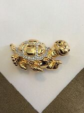 Gold Plated Handcrafted Brooches