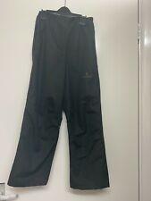 hi gear black trousers (showerproof) aged 9-10 years