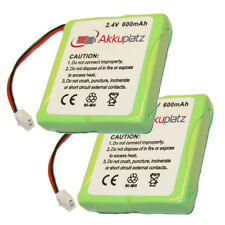 2 x Akku Tevion / Medion MD-81877, MD-82772 , MD-82877, MD-83877  GP0827, GP0845