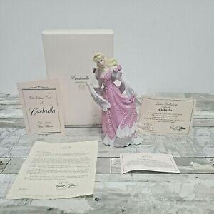 1988 Lenox Disney - Cinderella Porcelain Figurine - Legendary Princesses