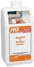 HG Tapis et rembourrage NETTOYANT 1 L résistant à la saleté Meuble produit 95