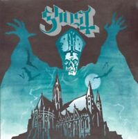 OPUS EPONYMOUS +bonus Audio CD Ghost From Japan F/S