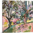 ARTCANVAS Landscape at Collioure 1905 Canvas Art Print by Henri Matisse