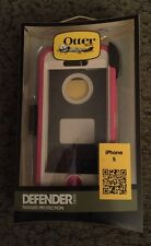 OTTERBOX DEFENDER Pink IPHONE 5 **BRAND NEW** 100% AUTHENTIC **
