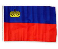 "12x18 12""x18"" Liechtenstein Sleeve Flag Boat Car Garden"