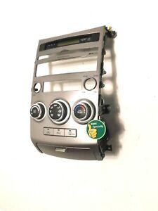 ✅ 2007-2012 Hyundai Veracruz Radio Climate Dash Bezel Silver Trim Surround Knobs