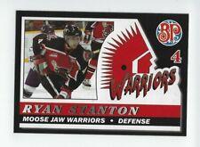 2006-07 Moose Jaw Warriors (WHL) Ryan Stanton (Ontario Reign)