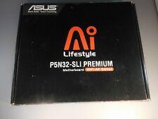 Asus P5N72-T Premium WiFi-AP Edition Motherboard New Open Box