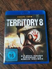 Territory 8 (Blu-ray) by Kelly Schwarze | DVD | condition very good