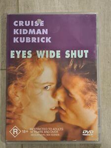 Eyes Wide Shut - DVD - Region 4 - FAST POST