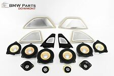 Bmw 5 m5 f10 f11 altavoces Speakers covers Sound System Bang olufsen