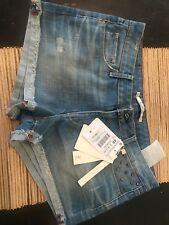 Zara Shorts With Studs Size 8