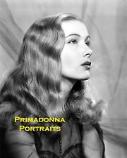 "VERONICA LAKE 8X10 Lab Photo SEXY 1942 ""I Married a Witch"" HALLOWEEN Portrait"