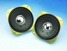 "Honda Goldwing GL1500 4"" Replacement Rear Speakers - 1 Pair (2-169C)"