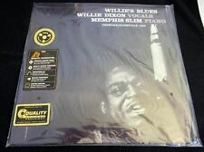 Willie Dixon & Memphis Slim~Willie's Blues Lp~200g LTD & Numbered #525 of 1000