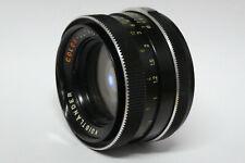 Voigtländer Color Ultron 1,8 / 50  mm Objektiv M42