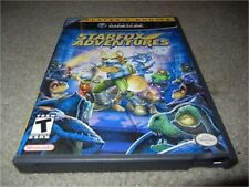 STARFOX ADVENTURES NINTENDO GAMECUBE GAME W/ CASE PLAYERY'S CHOICE