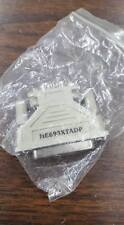 GE FANUC HE693XTADP CABLE CONVERTER 9PIN TO 25PIN   0I