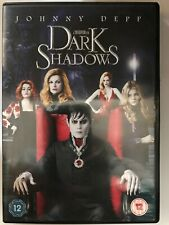 Dark Shadows (DVD, 2012)